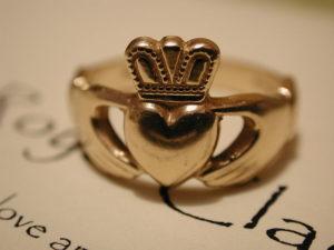 Золотое кольцо Кладда