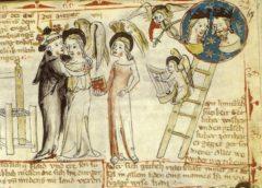 Exemplar — Жизнь благословенного Сузо (ок. 1370, Страсбург, Библиотека Страсбургского университета, MS. 2929)