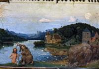 Турино-Миланский часослов (к. XIV — нач. XV вв, Франция)