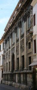 Палаццо Вальмарана, 1566