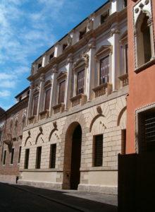 Палаццо Изеппо да Порто (1552 г.)