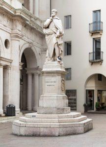 Памятник Андреа Палладио в Виченце