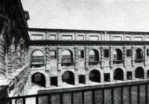 Джулио Романо. Двор Палаццо Дукале в Мантуе. 1538-1539 гг.
