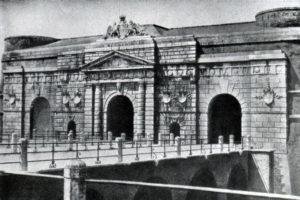 Микеле Санмикеле. Порта Нуова в Вероне. 1533-1540 гг.