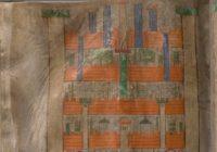 Гигантский кодекс (нач. XIII в., Подлажице, Чехия \ Национальная библиотека Швеции, Стокгольм, MS A 148