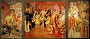 Триптих Метрополис (1928)