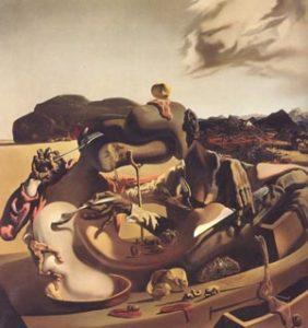 Осенний каннибализм. 1936