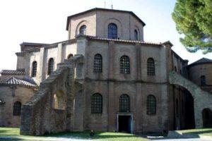 Сан Витале в Равенне (Италия)