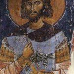 Св. Меркурий. Церковь Богоматери Космосотиры
