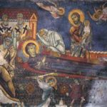 Успение Богоматери. Церковь Панагии Мавриотиссы