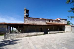 Церковь Сантьяго-де-Гобиенде