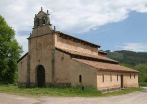 Церковь Сан-Сальвадор-де-Преска