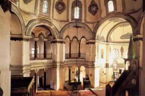 Церковь Свв. Сергия и Вакха