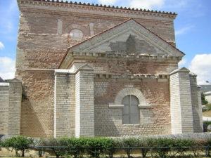 Баптистерий Сен-Жан в Пуатье