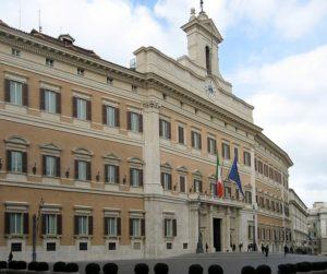 Дворец Монтечиторио