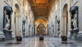 Два течения римского барокко XVII в. Ф. Борромини и Л. Бернини