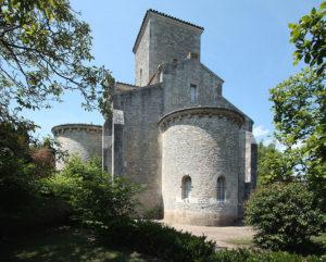 Капелла в Жерминьи-де-Пре