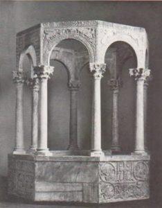 Киворий Зигуапъда, 762—776 гг. Чивидале, музей собора