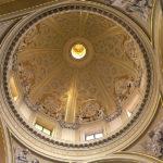 Купол Приходской церкви Сан-Томмазо да Вилланова в Кастельгандольфо, Джанлоренцо Бернини