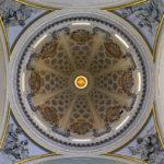 Купол приходской церкви Кастельгандольфо Бернини