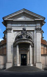 Церковь Сант Андреа аль Квиринале