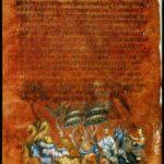 Иаков выбирает стадо в качестве подарка для Исава