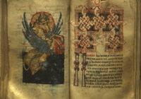 Никольское Евангелие (к.XIV — нач.XV вв, Сербия \ Ирландия, Дублинская библиотека, Dublin RU 147)