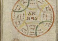 Сочинения Исидора Севильского (VIII век, Лаон \ Муниципальная библиотека Лаона, Ms 423)