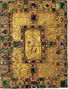 Оклад Золотого Кодекса св. Эммерама
