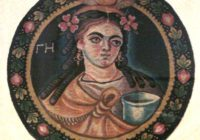 Коптские ткани — развитие античных традиций и христианские влияния