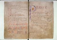 Bible de Maurdramnus (Пятикнижие, VIII в., Корби \ Библиотека Амьена, Ms. 6, 7, 9, 11, 12)