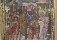 Парижская псалтырь (X век, Византия \ BNF, Paris. gr. 139)