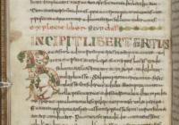 Moralia in Job святого Григория. VIII в, Лаон \ Британская библиотека, , MS Add. 31031