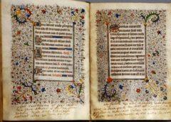 Рукописные и редкие книги в российских собраниях