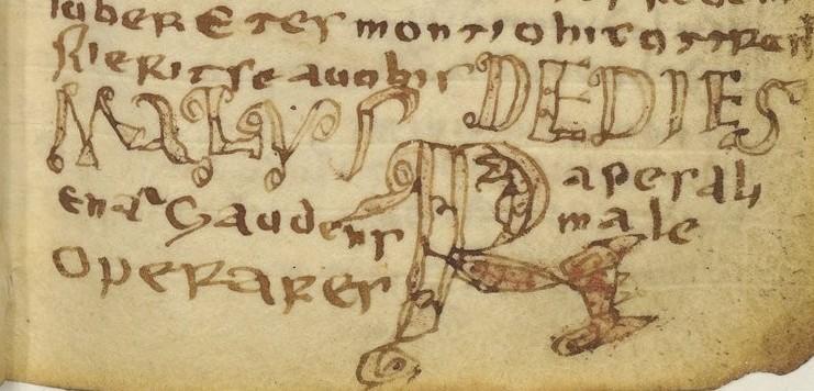 Миссал из Боббио (701-725, Безансон-Долина Роны \ BNF, lat.13246)