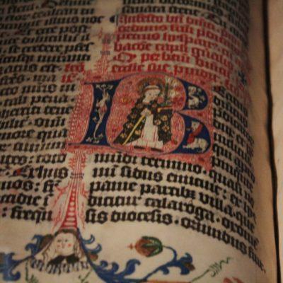 Выставка «Библия Гутенберга. Начало нового времени» в Ивановском зале РГБ