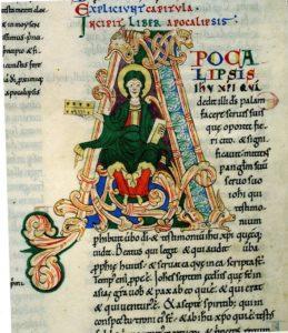Библия Гийома де Сен-Кале. Дарем, ms.A.II.4