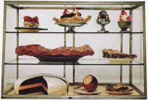 Клас Ольденбург. Сладости 1. 1961-1962