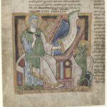 Миниатюра из Библии, Музей искусств Кливленда