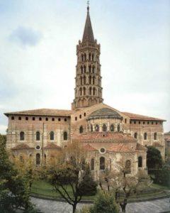 Паломническая церковь Сен Сернен в Тулузе