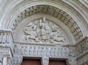 Сен Трофим в Арле. Страшный Суд