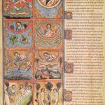 Библия из Сувиньи. Сотворение мира
