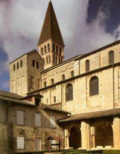 Церковь Сен Филибер в Турнюсе