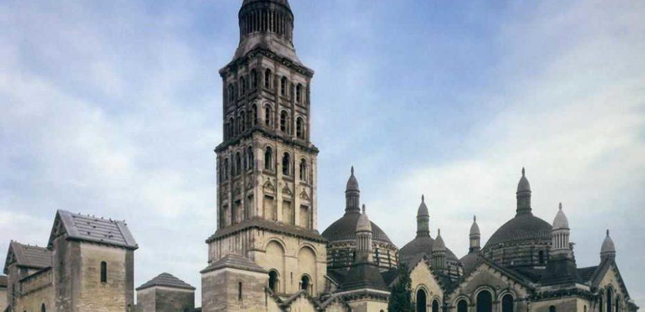 Региональные школы в романской архитектуре и искусстве Франции