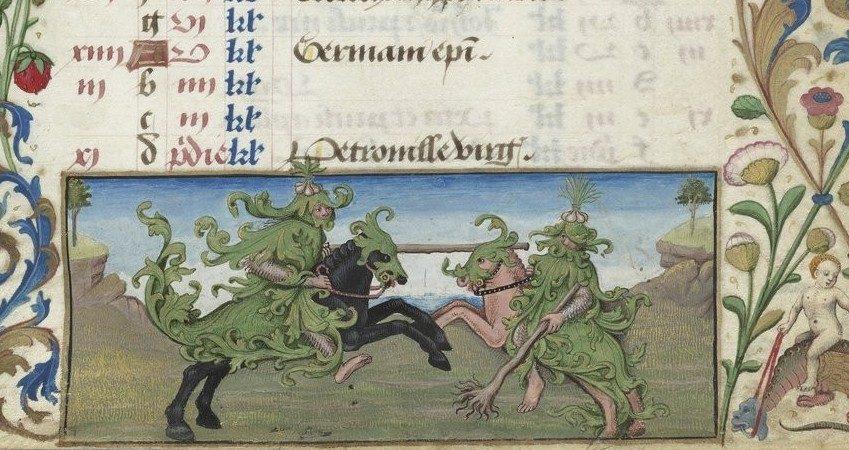 Часослов Шарля Ангулемского (ок. 1480-1496, Франция / BNF, Latin 1173)