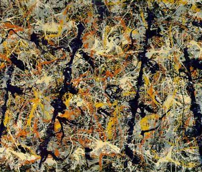 Абстрактный экспрессионизм в искусстве США