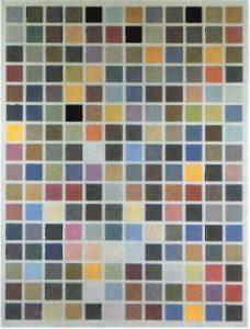 Герхард Рихтер. 192 цвета. 1966