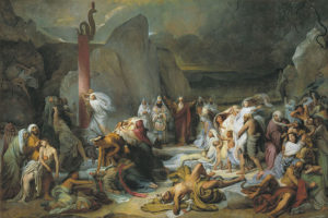 Бруни Ф.А. «Медный змий» (1826—1841, ГРМ)
