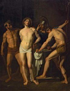 Егоров А.Е. Истязание Спасителя (1814, ГРМ)