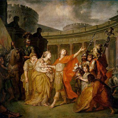 А.П. Лосенко и историческая живопись периода классицизма второй половины XVIII – начала XIX века